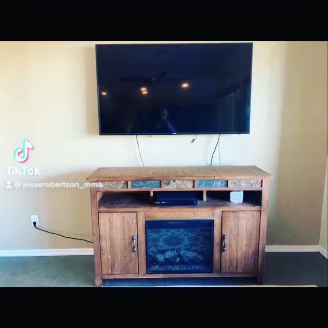 Check out this fireplace transformation for one of our clients!!   Thanks @jesserobertson_mma for capturing the process on video!   #tucson #az #timelapse #homerenovation #homeinspiration #localcontractor #youdreamitwebuildit #fireplace